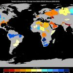 Study Shows a Third of Big Groundwater Basins in Distress