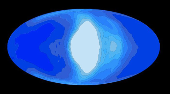 Study Suggets a Larger Habitable Zone with 60 Billion Planets That Could Sustain Life