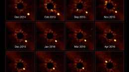 Stunning Exoplanet Time Lapse Video