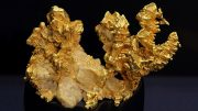 Stunning Specimens of California Gold