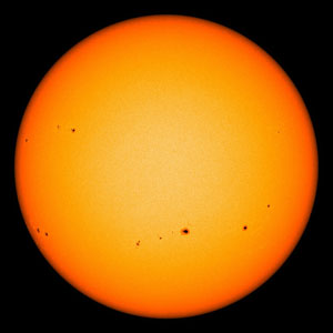 Sun's Round Shape Baffles Scientists