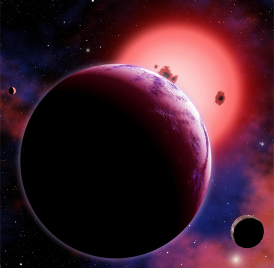 Super Earth Exoplanets More Earth Like Than Thought