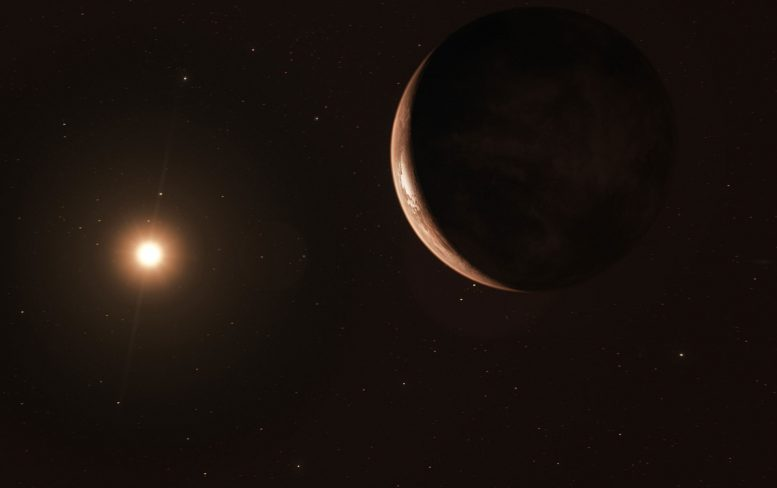 Super Earth Found Orbiting Second Closest Star System
