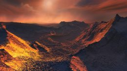 Super Earth Found Orbiting Second Closest Star System to Our Own