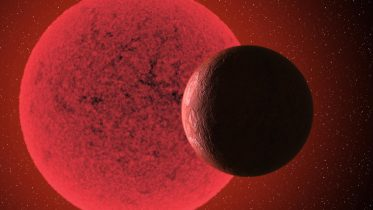 Astronomers Detect a New Super-Earth Orbiting a Red Dwarf Star