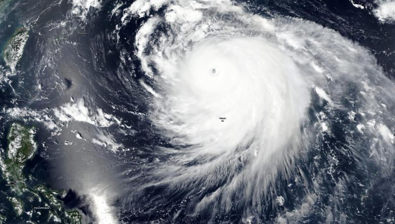 Super Typhoon Haishen