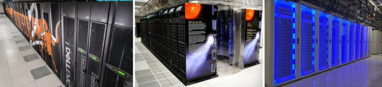Supercomputers Assist Star Fossil Research