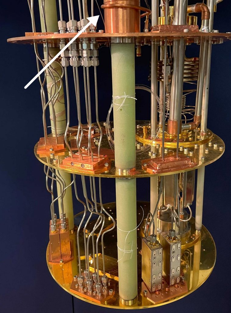 Secret to Building Superconducting Quantum Computers With Massive Processing Power