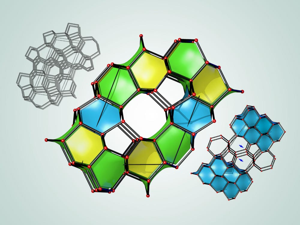 Superhard Carbon Structures