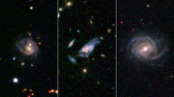 Superluminous Spiral Galaxies