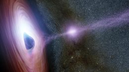 Supermassive Black Hole Flare