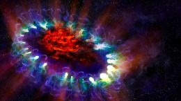 Supernova 1987A Reveals the Inner Regions of the Exploded Star