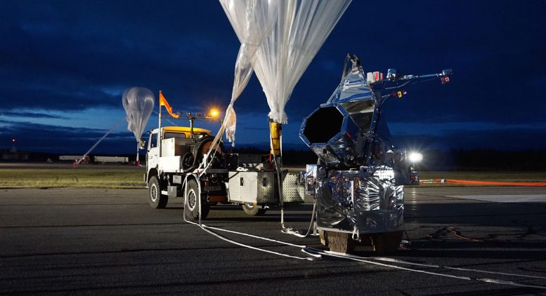 Superpressure Balloon-borne Imaging Telescope (SuperBIT)