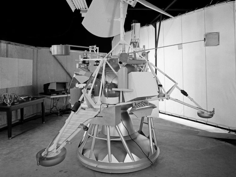 Surveyor Lander Model