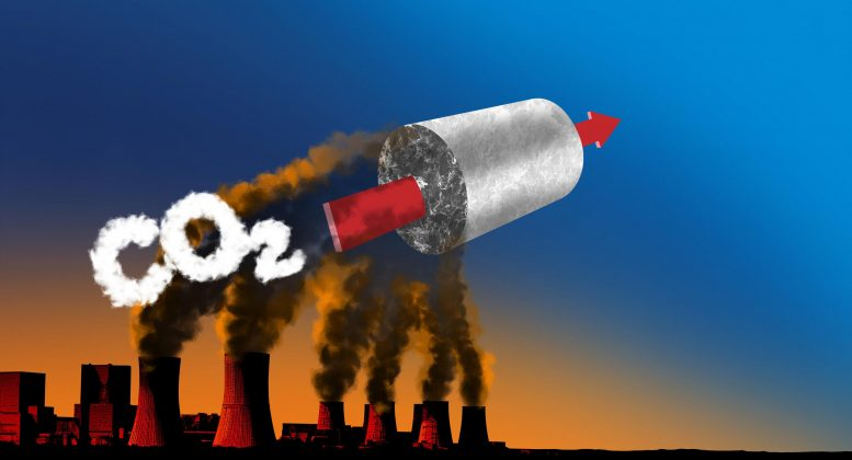 Sustainable New Material for Carbon Dioxide Capture