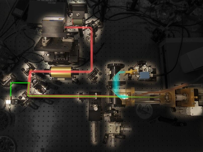 Terahertz Laser Paves the Way for Better Sensing, Imaging and Communications