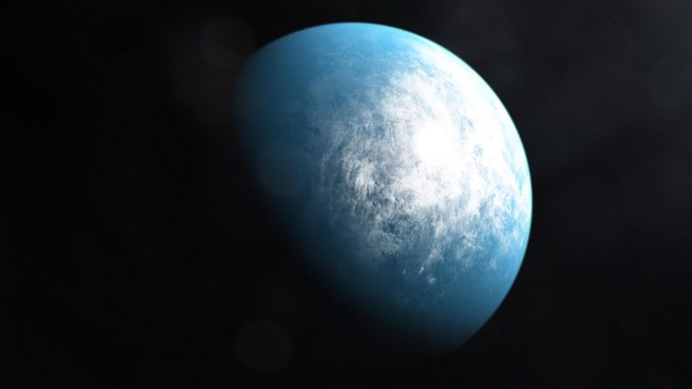 TOI 700 d Earth Size Habitable Zone Planet