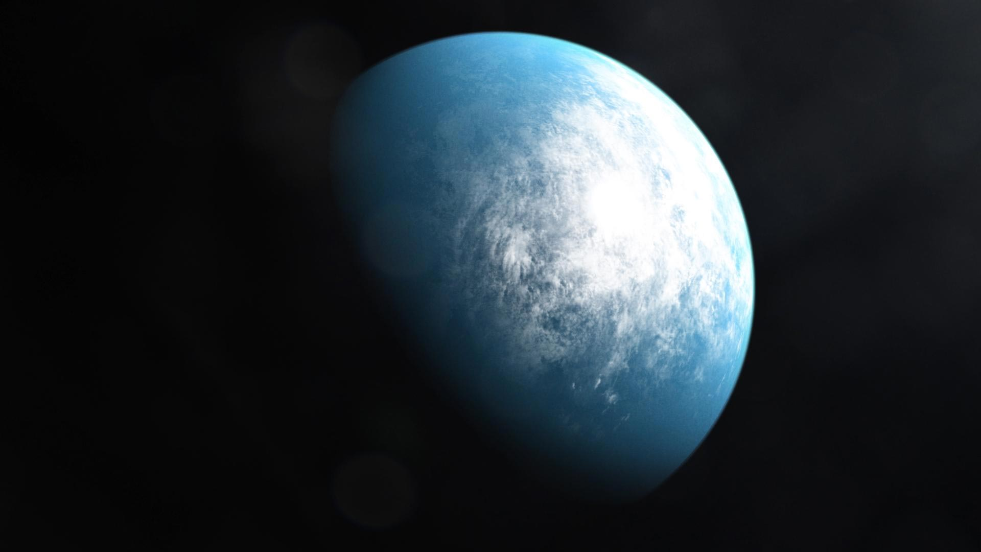 First Habitable Zone Earth Sized Exoplanet Discovered With Planet Hunter Tess