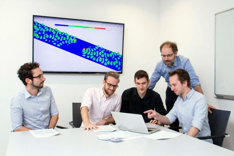 TU Wien Optical Tweezer Researchers
