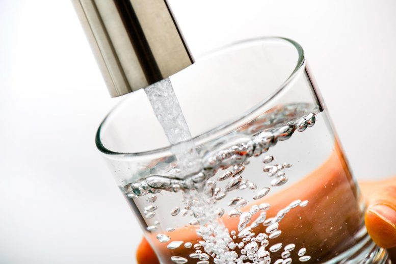 Tap Water Glass