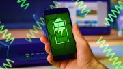 Terahertz Waves Charge Phone