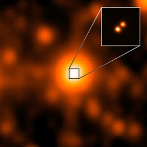 The Closest Star System Discovered Since 1916