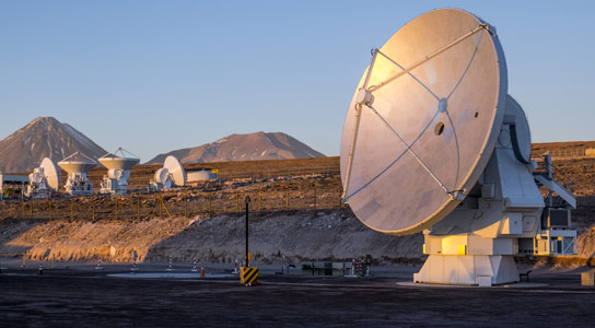 The Final Antenna for ALMA Has Been Delivered