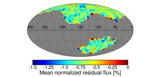 The First Detection of Diffuse Hydrogen in a Halo Surrounding the Milky Way