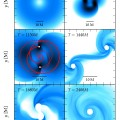 The Formation of Two Black Holes from a Collapsing Star