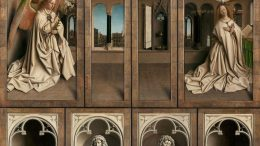 The Ghent Altarpiece Closed