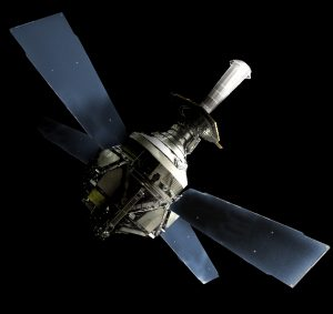 The Gravity Probe-B spacecraft