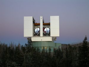 The Large Binocular Telescope Interferometer