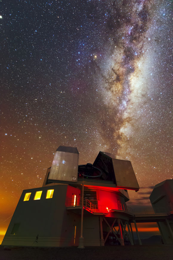 The Magellan Clay Telescope at the Las Campanas Observatory