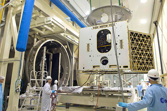 The Mercury Planetar Orbiter a Step Closer to its 2015 Launch
