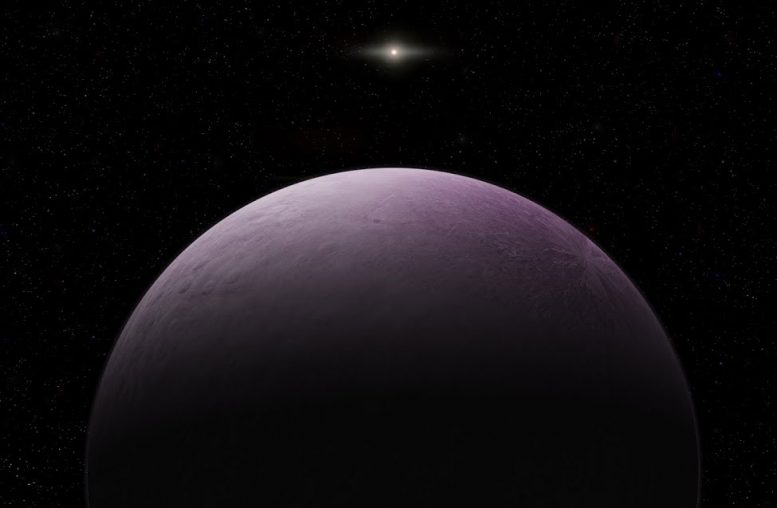The Most Distant Solar System Object Ever Observed