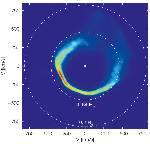 The Motions of the Material Around the White Dwarf SDSS J1228+1040