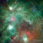 The Schmidt Law in Six Galactic Massive Star-forming Regions