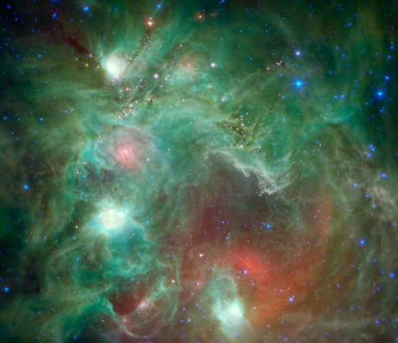 Astronomers Study the Star Formation Rates of Galaxies