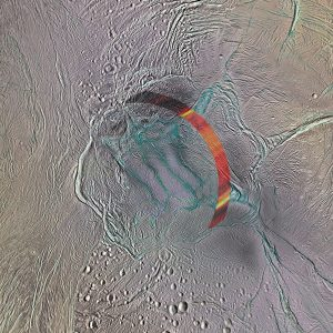 The South Pole Region on Enceladus