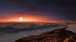 The Space Weather of Proxima Centauri b