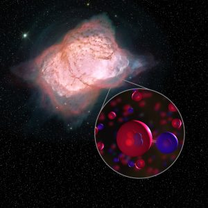 The Universe's First Type of Molecule Discovered