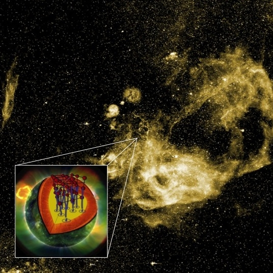 The Vela supernova remnant at optical wavelengths