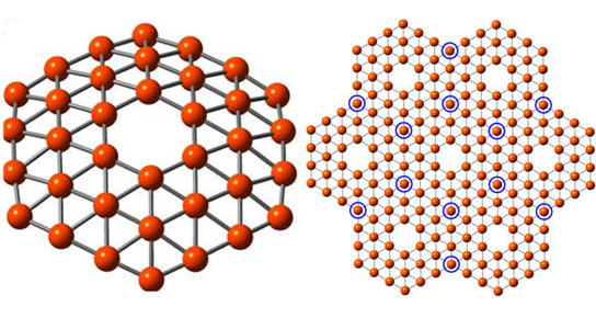 Theoretical Nanomaterial Borophene May Be Posssible
