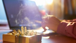 Thirdhand Smoke Increases Lung Cancer Risk