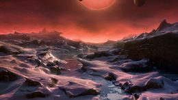 Three Potentially Habitable Worlds Found Around Nearby Ultracool Dwarf Star