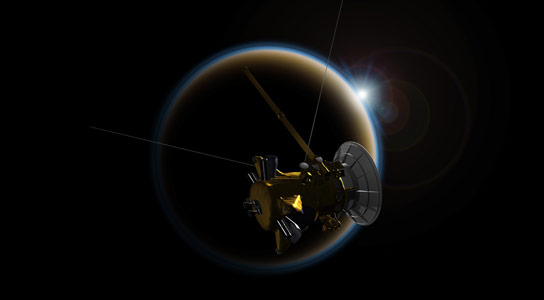 Titan Reveals the Complexity of Hazy Exoplanets