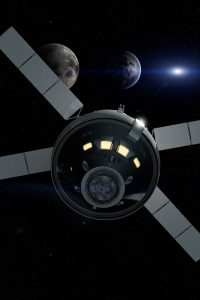 Top Five Technologies Needed to Survive Deep Space
