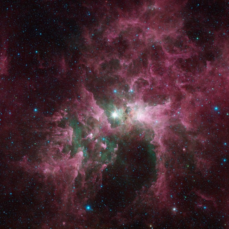 Tortured Clouds of Eta Carinae