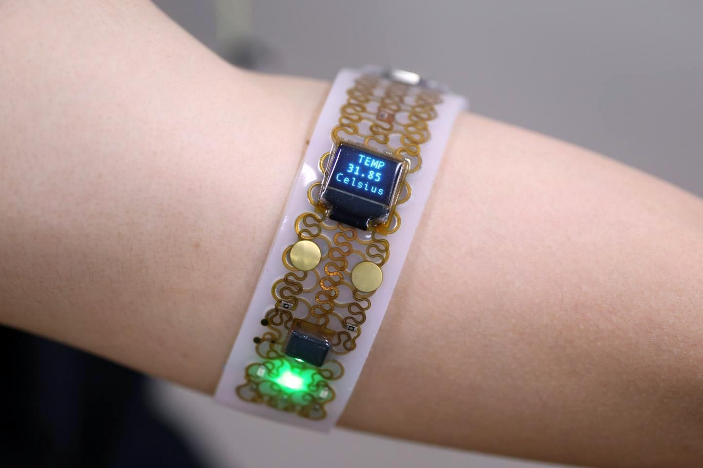 New Electronics Mechanically Transform Into a Wearable Device for Seamless Integration With the Skin