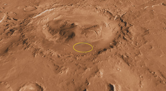 Transient Liquid Water at Gale Crater